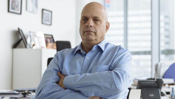 Generální ředitel Avastu Vincent Steckler.
