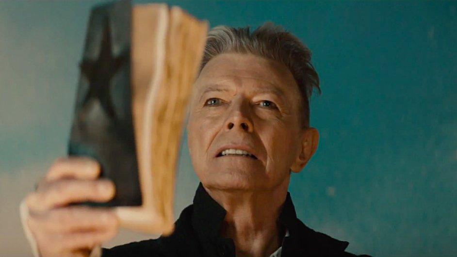 Nové album Blackstar David Bowie vydá 8. ledna.