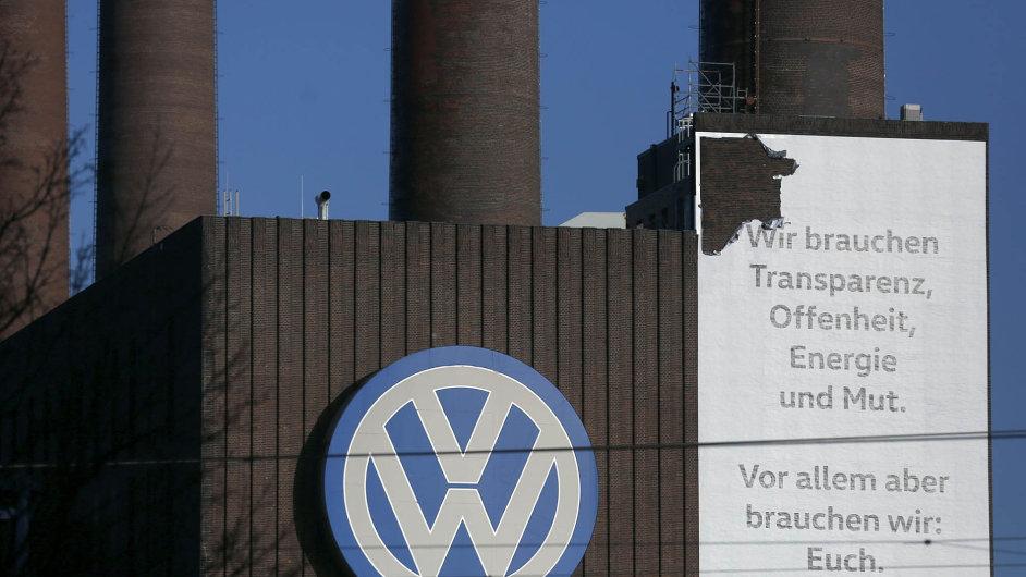 Není jasné, kolik VW vdůsledku celé aféry zaplatí.