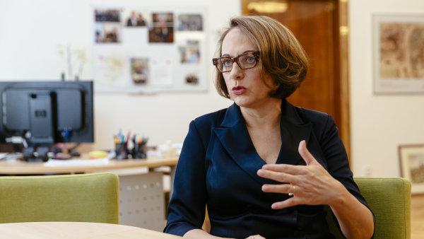 Podle primátorky Adriany Krnáčové proces schvalování stavebních předpisů postupuje bez problémů.