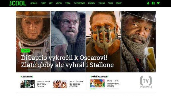 Web Prima Cool chce být na českém trhu největším zábavním webem pro mladé