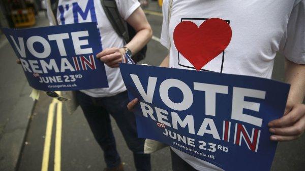 Výsledek referenda ovlivní dosud váhaví voliči.