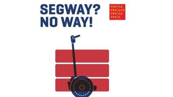 Policie v Praze začne vymáhat zákaz používání vozítek Segway