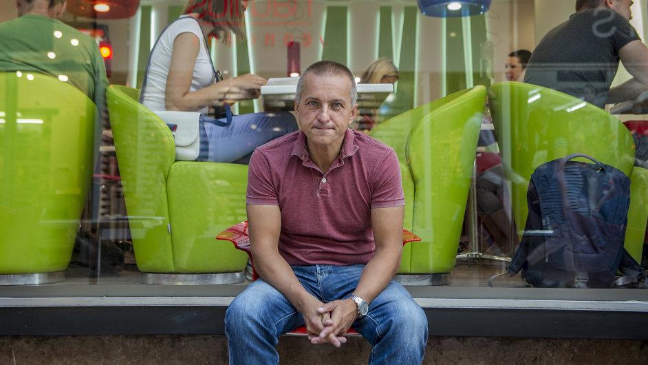 Spolumajitel Ovocného Světozoru Petr Kobrle