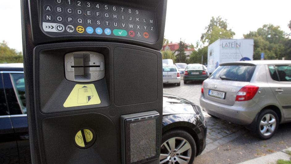 Nové parkovací zóny v Praze 6