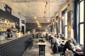 Přiznaná minulost v novém. Přibývá kaváren nebo obchodů, které vznikly adaptací staveb původně sloužících jinému účelu