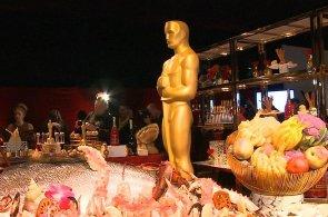 Hollywoodské hvězdy mají po Oscarech velký hlad. Kuchaři prozradili, co nabídnou