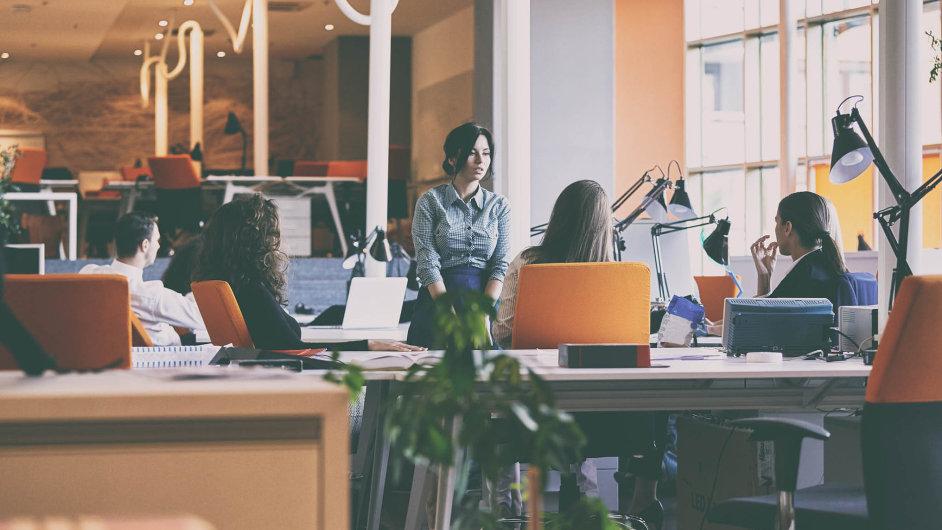 Přestože velkým firmám šéfují převážně muži, dovlastního podnikání se vrhá stále více žen.