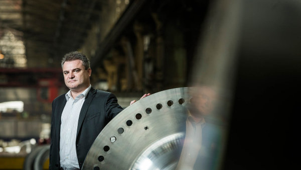 Vedení skupiny Vítkovice Machinery Group opouští Libor Witassek (na snímku) a nahradí ho Martin Žák.