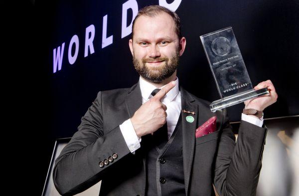 Tomáš Melzer, vítěz ročníku 2017.