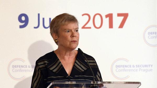 Podle náměstkyně generálního tajemníka NATO Rose Gottemoellerové by se při pořizování nové techniky mělo více myslet na to, zda ji lze sdílet i s ostatními členy aliance.