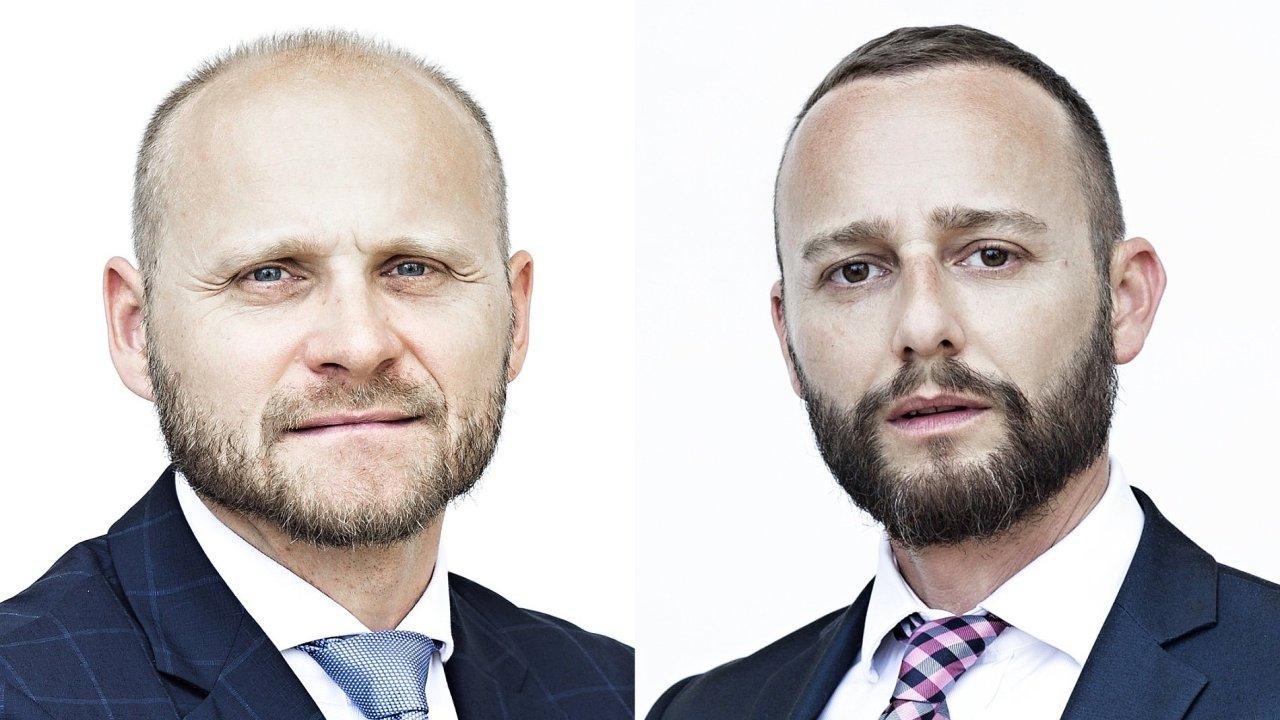 Leoš Kocman generálním ředitelem Obchodního domu Kotva,  Marjan Gigov ředitel pro nájemní vztahy