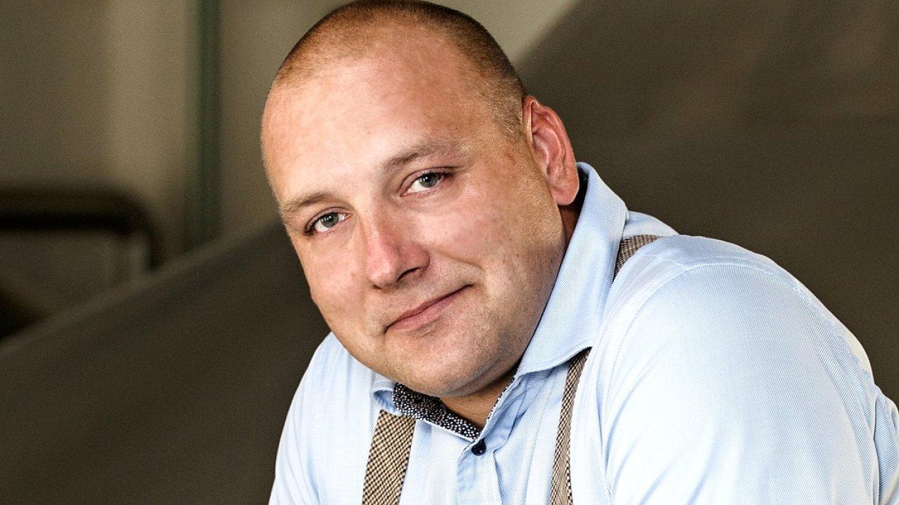 Pavel Slavík, obchodní ředitel on-trade společnosti HEINEKEN Česká republika