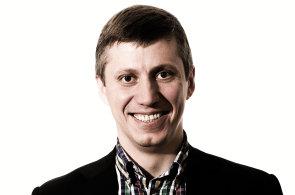 Alexey Reshtenko, víceprezident pro obchod společnosti JetBrains