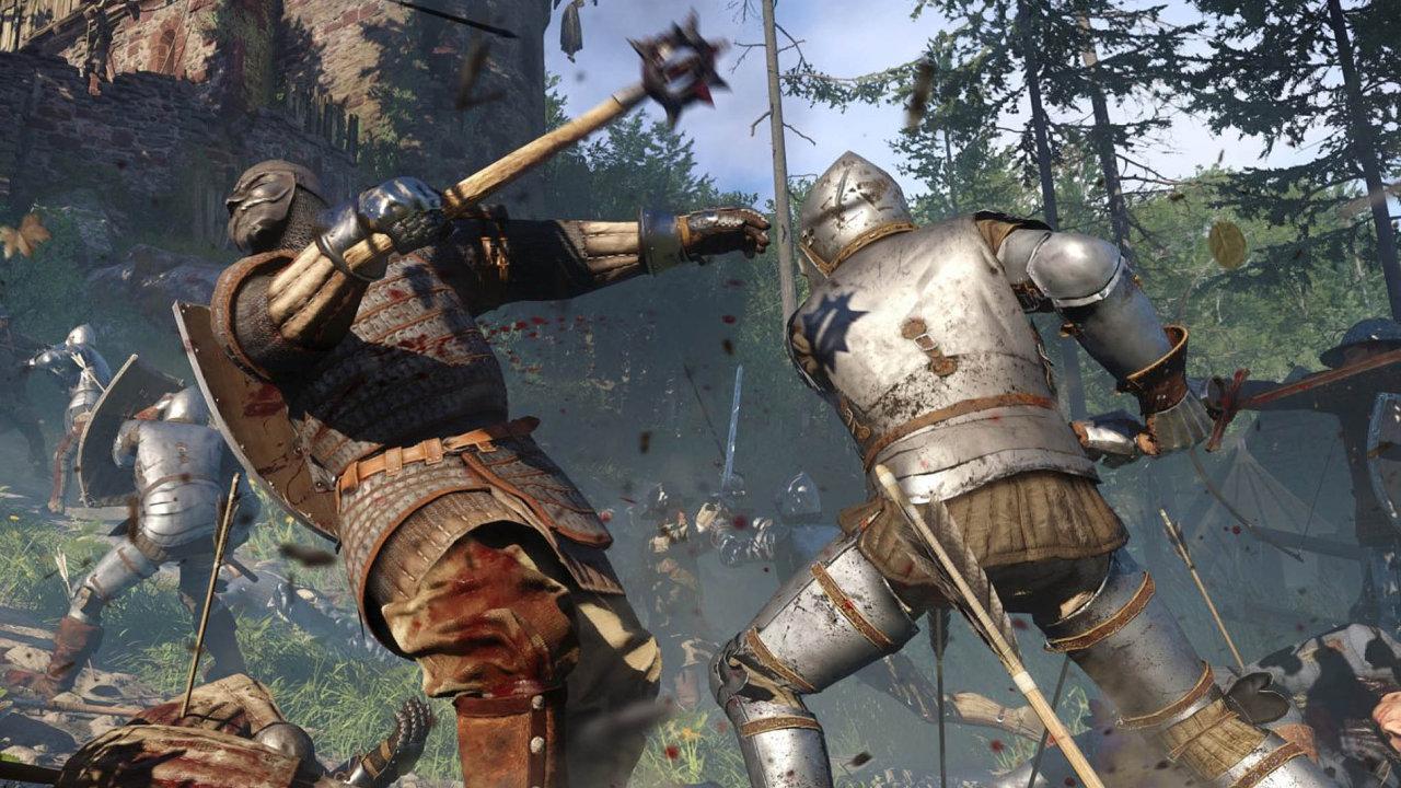 Nový hit. Hra Kingdom Come se odehrává nazačátku 15. století, těsně před husitskými válkami.