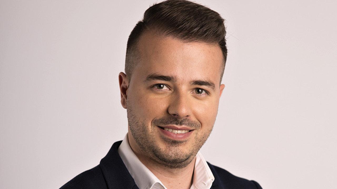 Radomír Šlechta, manažer značek Margot, Koko a Milena ve společnosti Nestlé