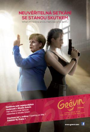 Kampaň Grévin 2014