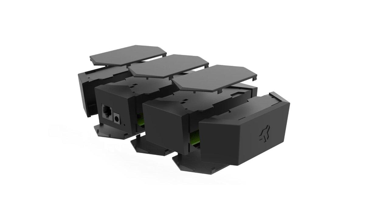 Turris MOX má umožnit zákazníkům poskládat si vlastní router jako sendvič