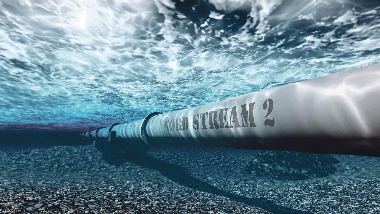 Kritikem plynovodu Nord Stream 2 je také Česká republika.