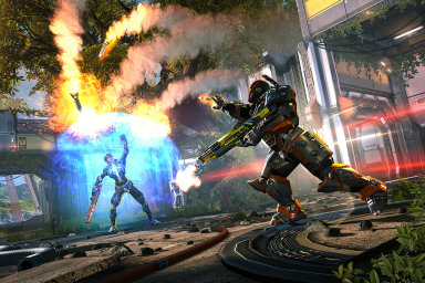 Nový český úspěch ve hrách: Na Nintendu Switch je Chameleon Run, chystá se i Shadowgun Legend.
