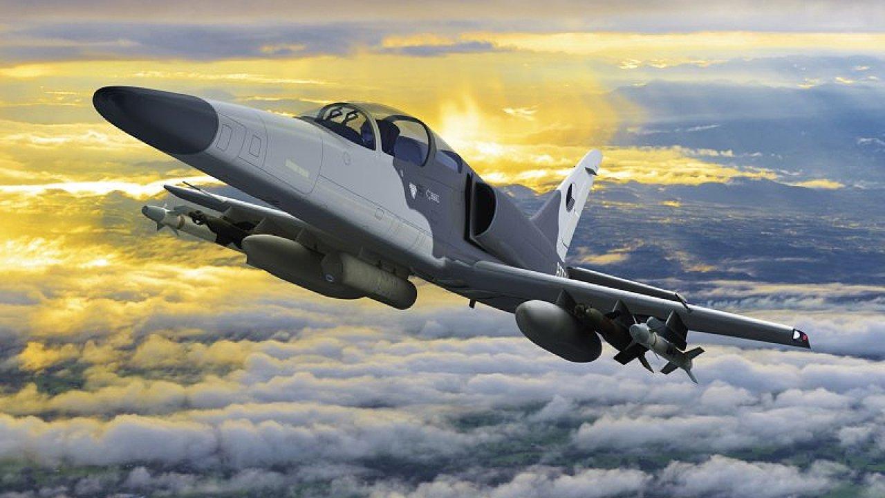 Letoun F/A-259 Striker.