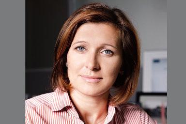 Šárka Samková, ředitelka komunikace společnosti BM Management