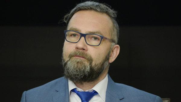 Vratislav Košťál, nový šéf Energetického regulačního úřadu.