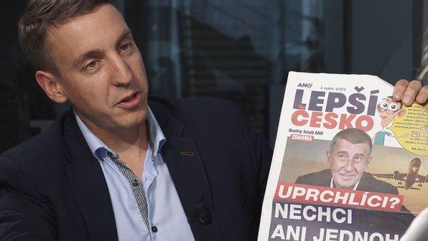 Pět tisíc uprchlíků v Praze? Druhým se má pomáhat, za Babiše se stydím, říká Mirovský