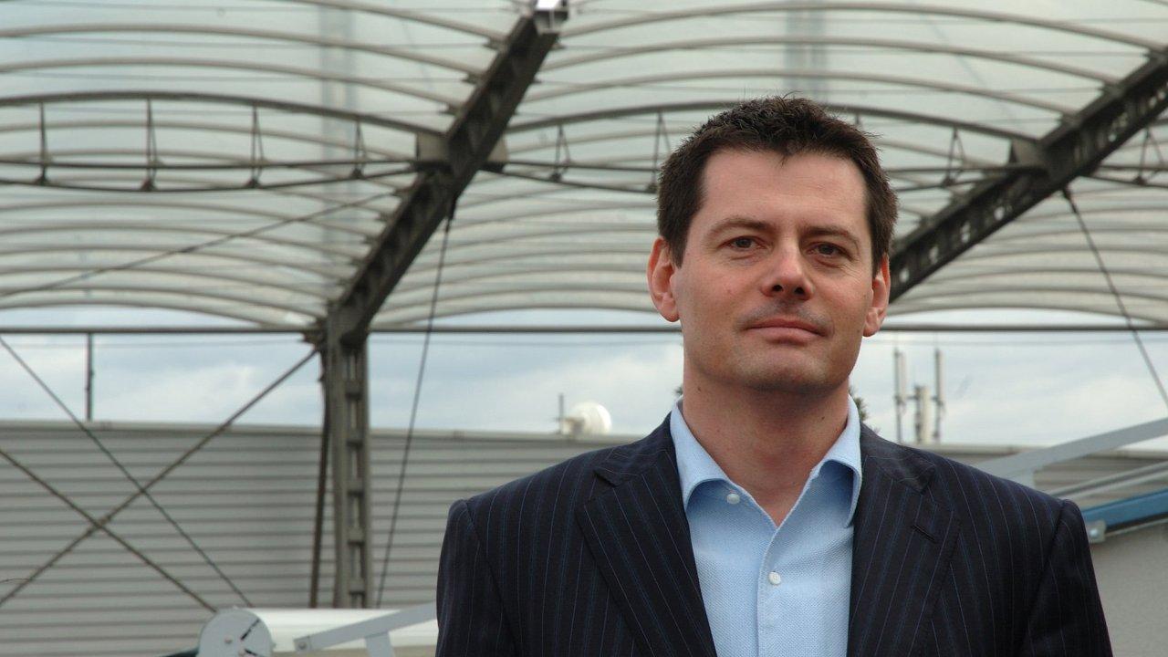 Karel Komárek, šéf finanční skupiny KKCG