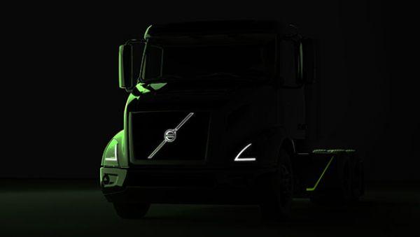VNR Electric, Elektronáklaďák, elektroauto, USA, kamion
