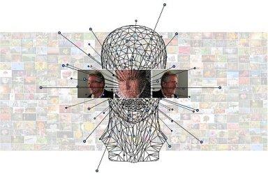 Umělá inteligence v oblasti firemní videokomunikace, ilustrace