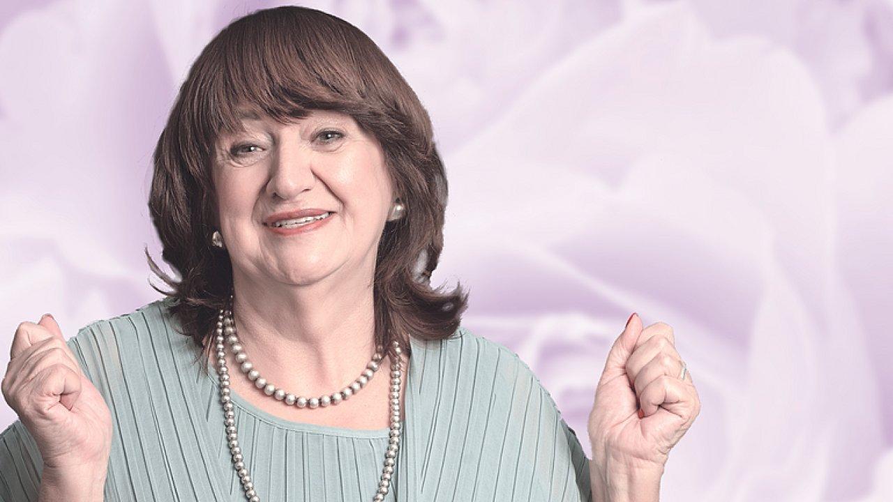 NEPOUŽÍVAT: TOP ženy Česka: Božena Jirků, ředitelka Nadace Charty 77