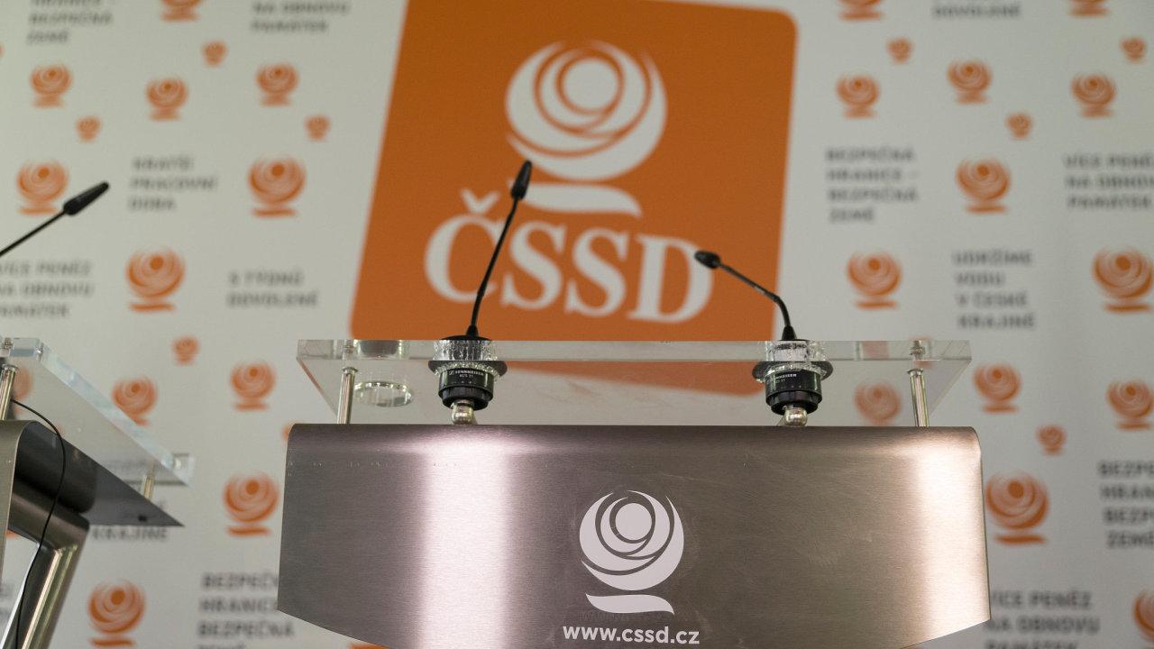 Komunální volby 2018, volební štáb ČSSD