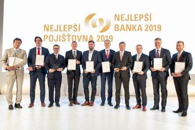 HN vyhlásily výsledky výzkumu Nejlepší banka a Nejlepší pojišťovna. V kategorii bank poprvé vyhrála Air Bank