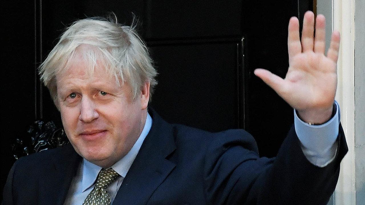 Boris Johnson:Vsadil nabrexit, ikdyž vněj nevěřil. Díky tomu je premiérem