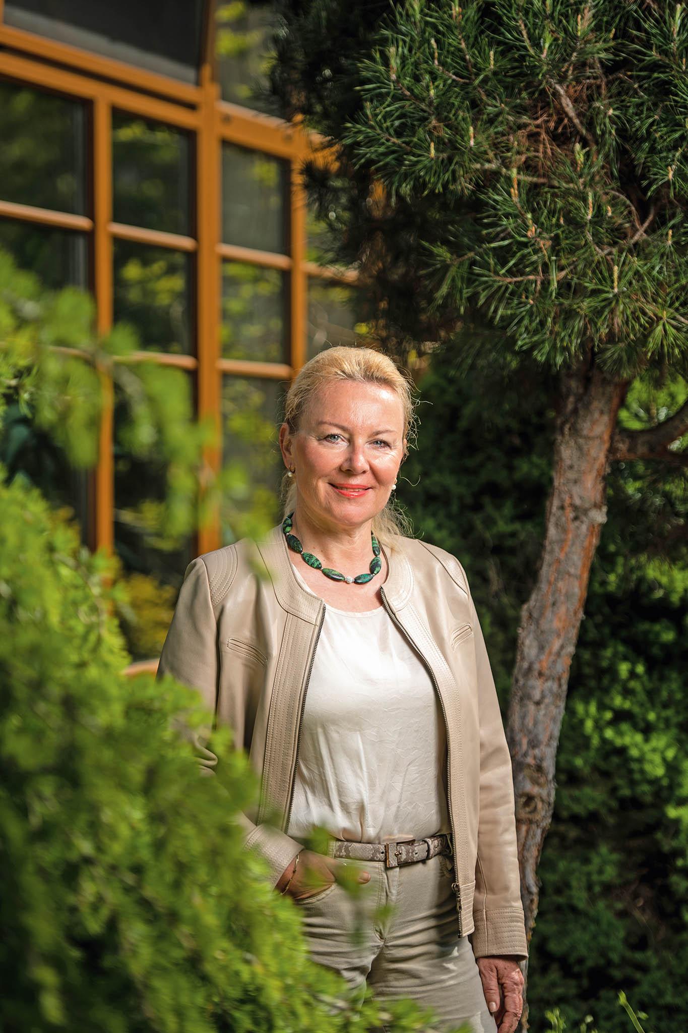 Psycholožka amanažerkaIva Moravcová