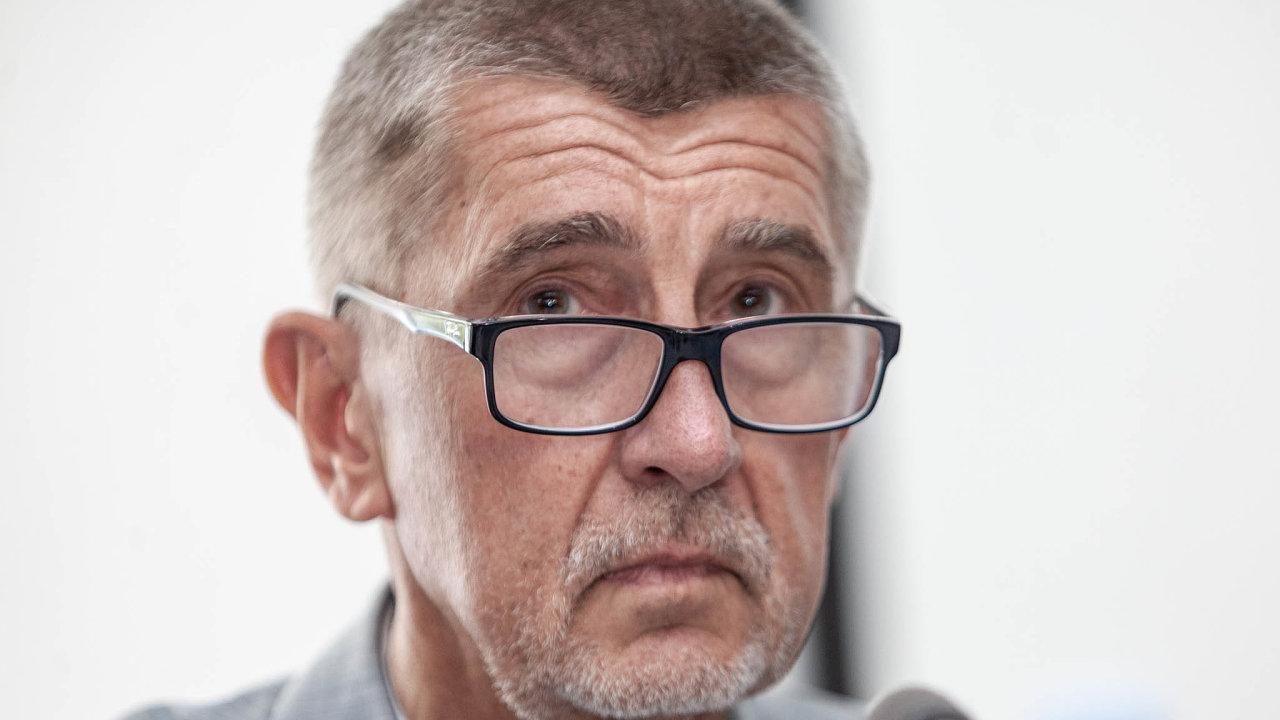 Podle analýz protikorupčního fondu, ale ipodle předběžných závěrů auditu Evropské komise Agrofert stále ovládá premiér Andrej Babiš (ANO). Právě proto na podnik fond podal trestní oznámení.