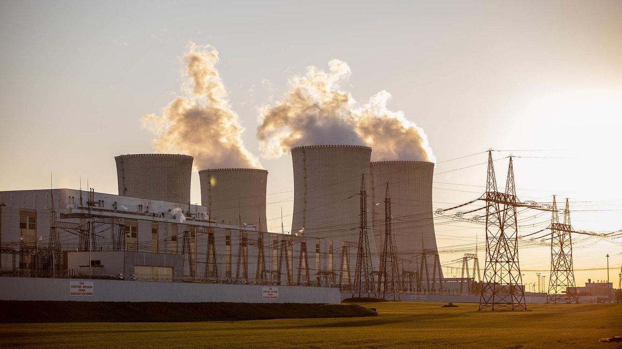 Dukovan se nedotkne: Návrh zákona oprověřování zahraničních investic míří hlavně nanákup podílů vefirmách. Stavbu Dukovan ani budování 5G sítí by neměl významně ovlivnit.