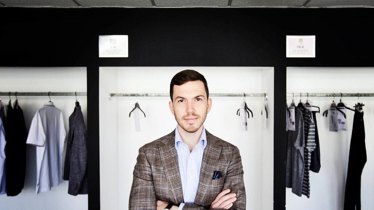 Podnikatel Michal Mička podal insolvenční návrh nasvé módní značky Pietro Filipi aKara.