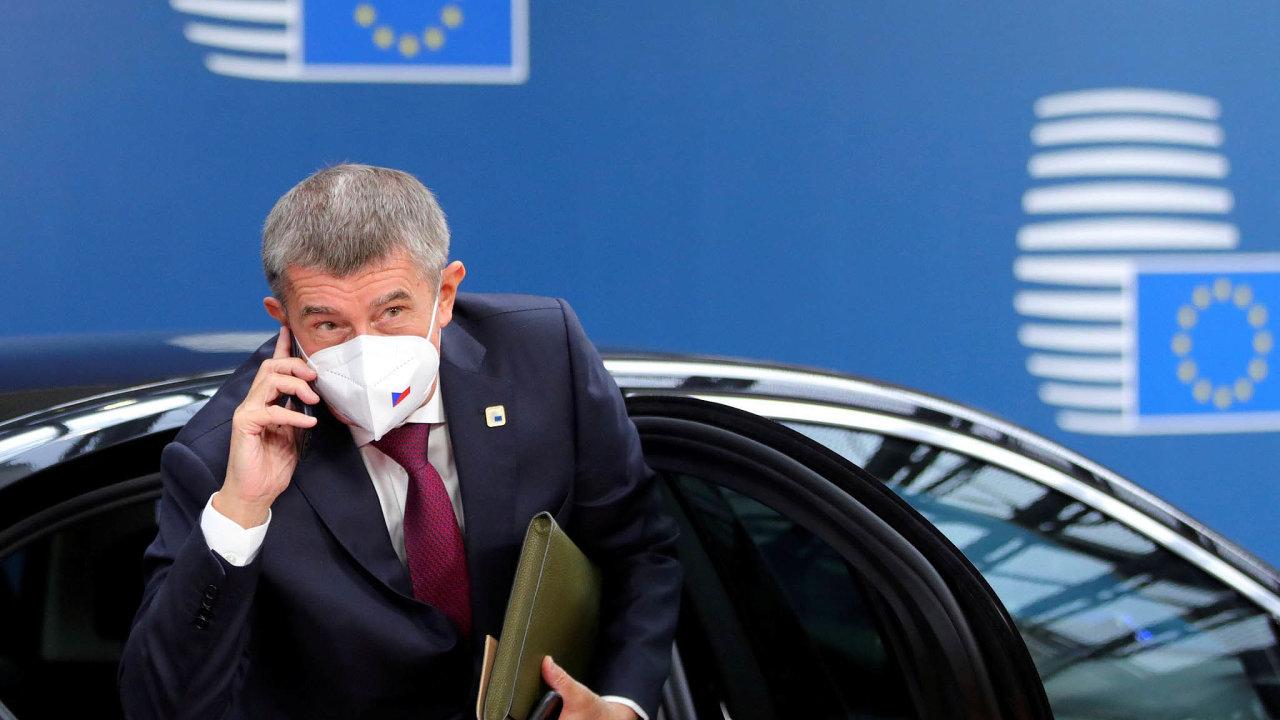 Premiér Andrej Babiš dlouhodobě odmítá, že by byl kvůli Agrofertu porušoval unijní pravidla.