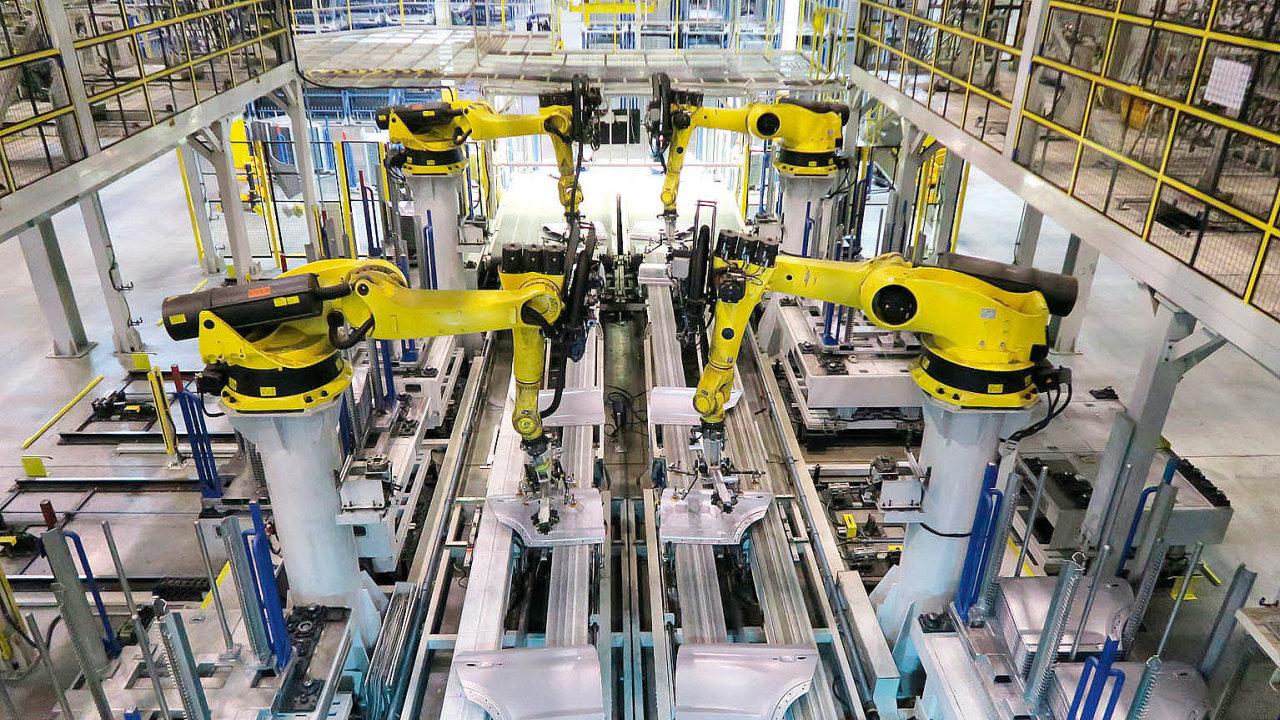 Jediná továrna Hyundai v EU se nachází v českých Nošovicích.
