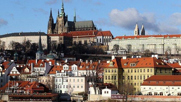 Praha, ilustra�n� foto.