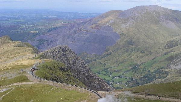 Snowdon (1085 m)