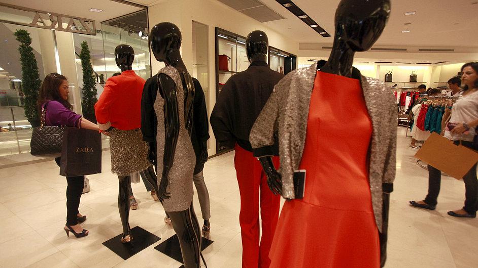 Základy dámského šatníku - ilustrační foto