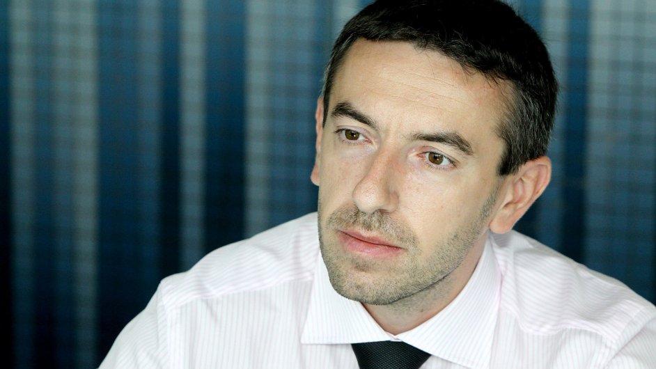 David Marek, hlavní ekonom společnosti Deloitte