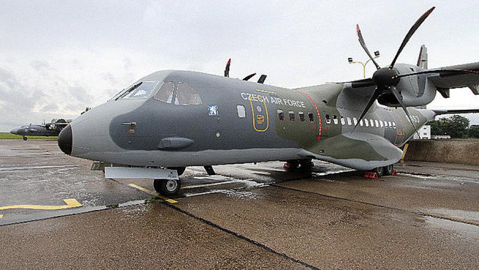 Transportní letoun CASA