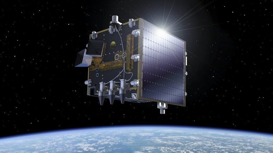 Družice Proba-V, neboli