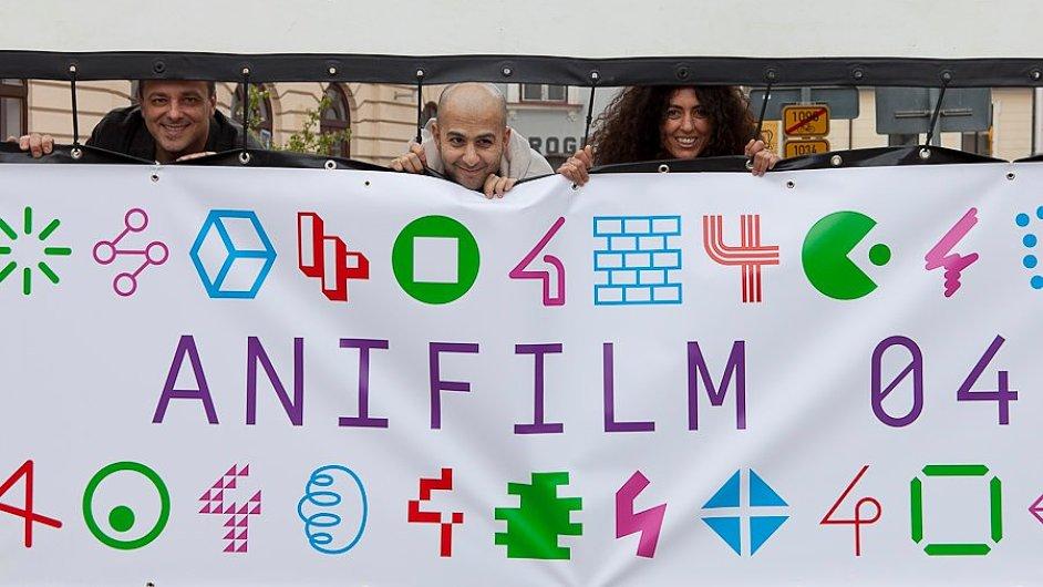 Snímky z festivalu Anifilm 2013