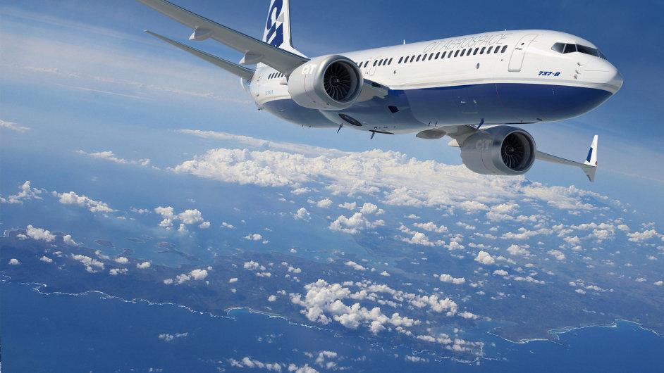 Boeing. Ilustrační foto