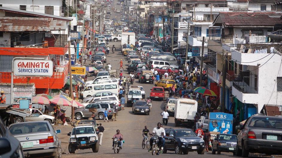 Monrovia, Libérie